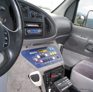 Interior Cab